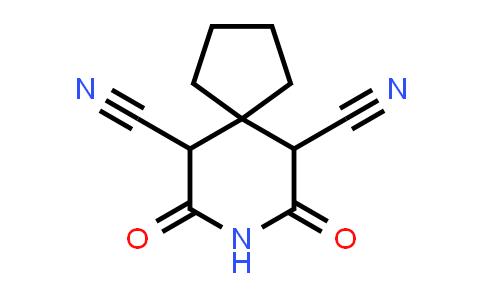 42940-56-7 | 7,9-DIOXO-8-AZASPIRO(4.5)DECANE-6,10-DICARBONITRILE, 98%, MIXT. (+/-)/MESO