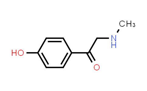 21213-89-8   1-(4-hydroxyphenyl)-2-(methylamino)ethan-1-one