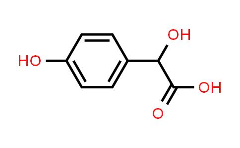 1198-84-1   4-Hydroxyphenylglycolic acid