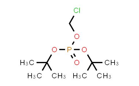 229625-50-7 | Phosphoric acid, chloromethyl bis(1,1-dimethylethyl) ester