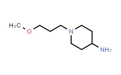 179474-79-4 | 1-(3-Methoxypropyl)-4-piperidinamine