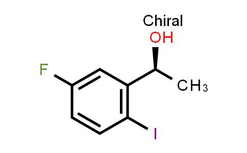 1454847-96-1 | (S)-1-(5-fluoro-2-iodophenyl)ethan-1-ol
