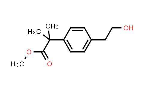 1000536-33-3 | 4-(2-Hydroxyethyl)-alpha,alpha-diMethylphenyl-acetic acid Methyl ester