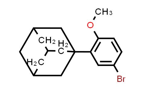 104224-63-7 | 2-(1-ADAMANTYL)-4-BROMOANISOLE
