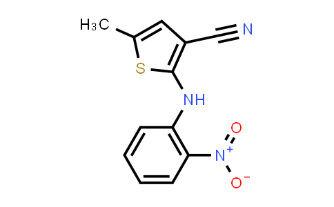 DY460773 | 138564-59-7 | 5-Methyl-2-[(2-nitrophenyl)amino]thiophene-3-carbonitrile