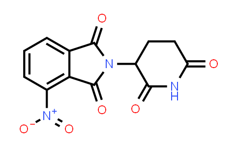 DY460780 | 19171-18-7 | 2-(2,6-dioxopiperidin-3-yl)-4-nitro-1H-isoindole-1,3(2H)-dione