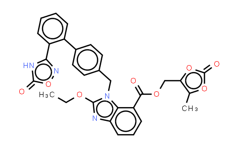 863031-21-4 | Azilsartan medoxomil