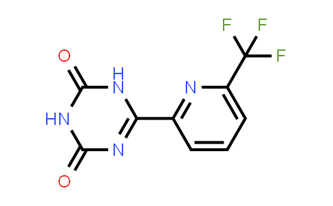MC460790 | 1446507-38-5 | 6-(6-(trifluoromethyl)pyridin-2-yl)-1,3,5-triazine-2,4(1H,3H)-dione