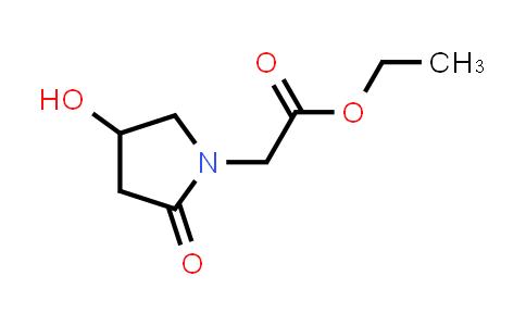 DY460798 | 62613-81-4 | ethyl 4-hydroxy-2-oxopyrrolidine-1-acetate
