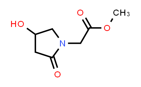 DY460799 | 85614-52-4 | methyl 4-hydroxy-2-oxopyrrolidine-1-acetate