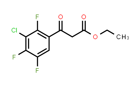 101987-86-4 | ETHYL 3-(3-CHLORO-2,4,5-TRIFLUOROPHENYL)-3-OXOPROPANOATE