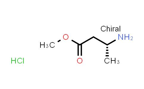 139243-54-2 | R-3-amino-Butanoic acid methyl ester hydrochloride