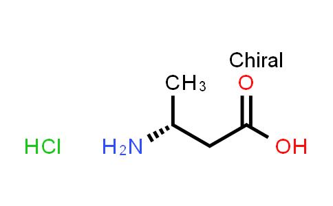 58610-42-7 | (R)-3-aminobutanoic acid hydrochloride
