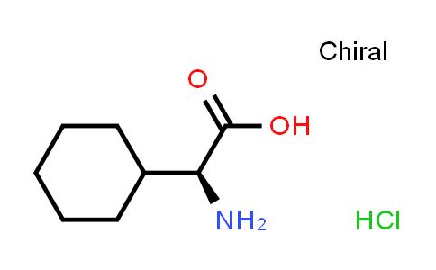 MC460820 | 191611-20-8 | L-Cyclohexyl glycine hydrochloride