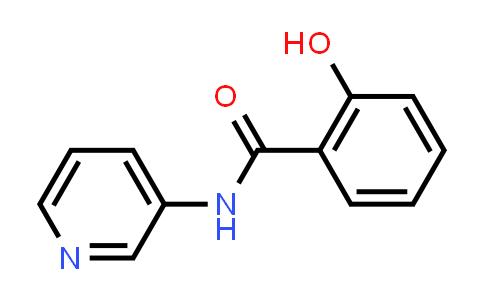 DY460852 | 118623-71-5 | 2-hydroxy-N-(pyridin-3-yl)benzamide