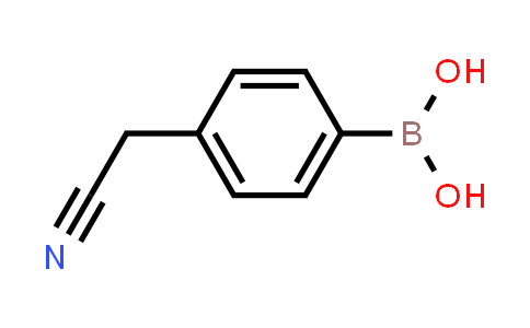 DY460859 | 91983-26-5 | (4-Cyanomethylphenyl)boronic acid