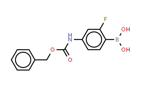 MC460865 | 874290-59-2 | CarbaMic acid, (4-borono-3-fluorophenyl)-, C-(phenylMethyl) ester