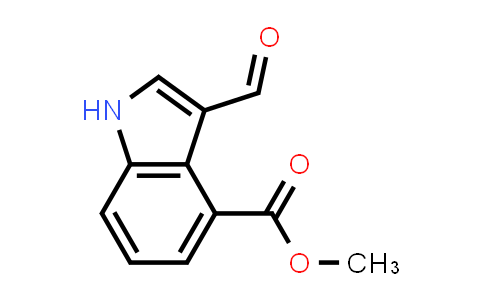 DY460876 | 53462-88-7 | Methyl 3-formyl-1H-indole-4-carboxylate