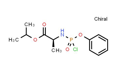 261909-49-3 | N-[P(S)-氯-苯氧基-氧化磷基]-L-丙氨酸异丙酯