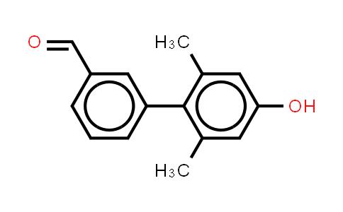 805250-31-1   [1,1'-Biphenyl]-3-carboxaldehyde,4'-hydroxy-2',6'-dimethyl-