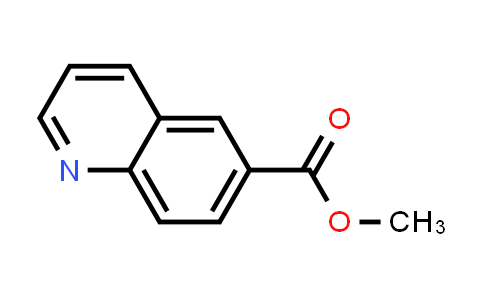 DY460925 | 38896-30-9 | Methyl quinoline-6-carboxylate