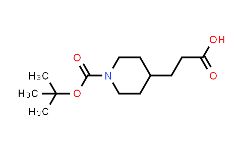 MC460934 | 154375-43-6 | N-Boc-4-piperidinepropionic acid