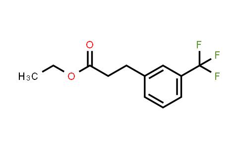 70311-33-0 | ethyl 3-[3-(trifluoromethyl)phenyl]propanoate
