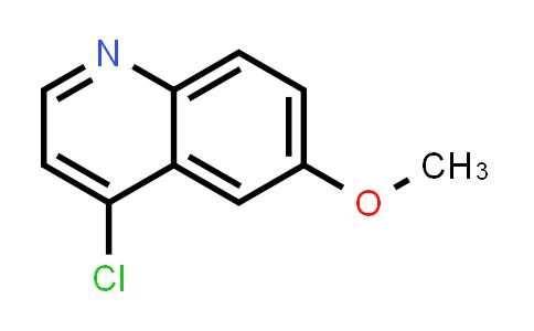 4295-04-9 | 4-Chloro-6-methoxyquinoline