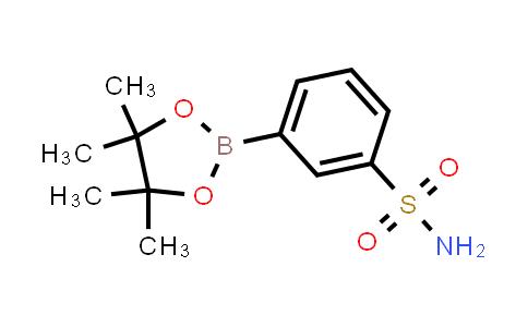 486422-08-6 | Benzenesulfonamide, 3-(4,4,5,5-tetramethyl-1,3,2-dioxaborolan-2-yl)-
