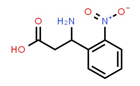 DY460981 | 5678-48-8 | 3-Amino-3-(2-nitrophenyl)propionic acid