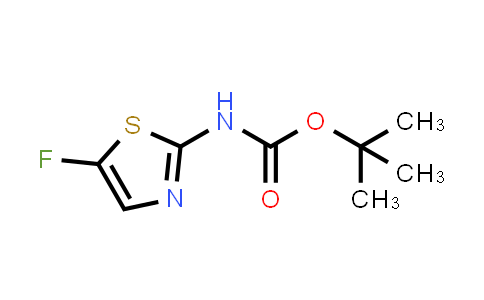 731018-54-5 | (5-氟-2-噻唑基)氨基甲酸叔丁酯