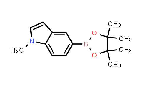 837392-62-8 | 1-methyl-5-(4,4,5,5-tetramethyl-1,3,2-dioxaborolan-2-yl)-1H-indole