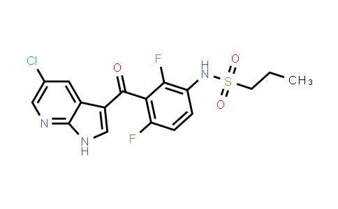 918505-84-7 | N-[3-[(5-氯-1H-吡咯并[2,3-B]吡啶-3-基)羰基]-2,4-二氟苯基]-1-丙磺酰胺