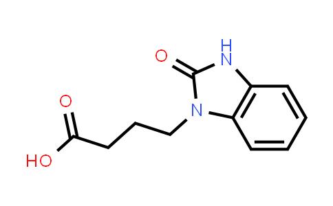 DY461018 | 3273-68-5 | 4-(2-oxo-2,3-dihydro-1H-benzimidazol-1-yl)butanoic acid