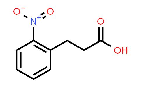 DY461072 | 2001-32-3 | 3-(2-nitrophenyl)propionic acid