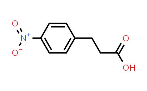 DY461074 | 16642-79-8 | 3-(4-nitrophenyl)propionic acid