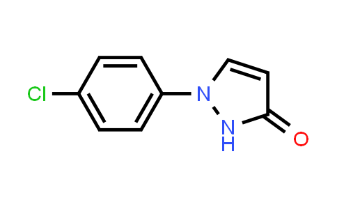 76205-19-1 | 3H-Pyrazol-3-one, 1-(4-chlorophenyl)-1,2-dihydro-