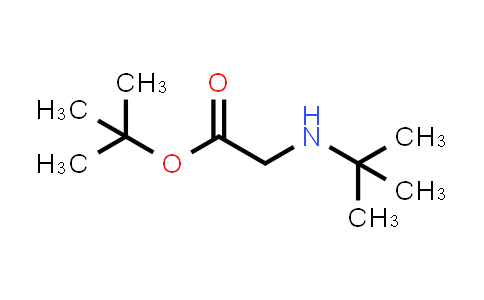 MC461113 | 916885-51-3 | N-叔丁基甘氨酸叔丁酯