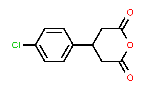 182955-12-0 | beta-(4-Chlorophenyl)Glutaric Anhydride
