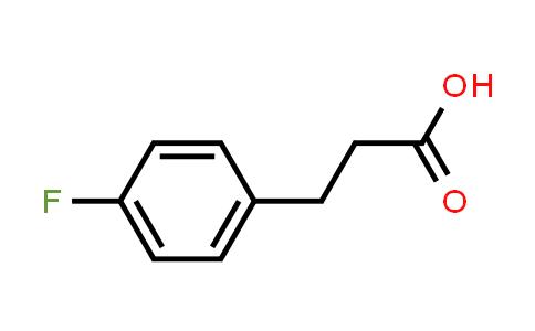 MC461133 | 459-31-4 | 3-(4-Fluorophenyl)propionic acid