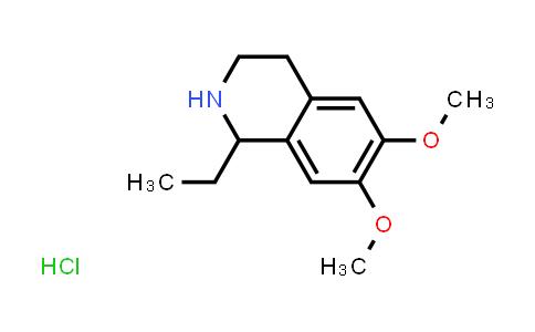MC461144   878790-03-5   1-ethyl-6,7-dimethoxy-1,2,3,4-tetrahydroisoquinoline hydrochloride