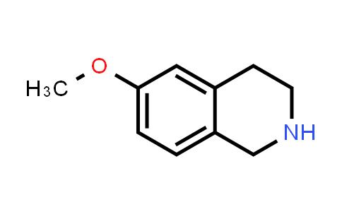 DY461150 | 42923-77-3 | 6-Methoxy-1,2,3,4-tetrahydroisoquinoline