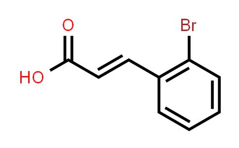 7499-56-1   o-Bromocinnamic acid