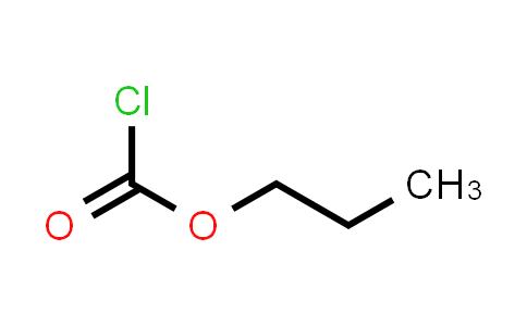 109-61-5   Propyl chlorocarbonate