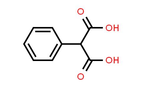 2613-89-0 | 2-phenylpropanedioic acid