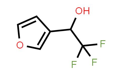 722491-62-5 | 2,2,2-Trifluoro-1-(3-furyl)ethanol