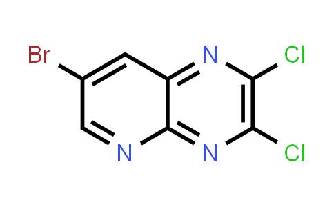 MC461318   341939-31-9   7-Bromo-2,3-dichloropyrido[2,3-b]pyrazine