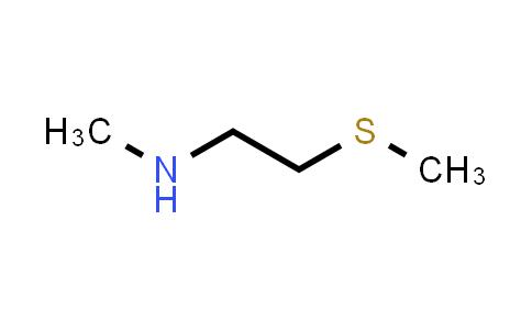 MC461329 | 21485-78-9 | N-methyl-2-(methylthio)ethanamine