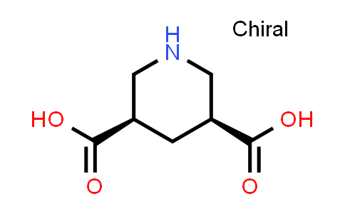 DY461331 | 876367-84-9 | Cis-Piperidine-3,5-dicarboxylic acid