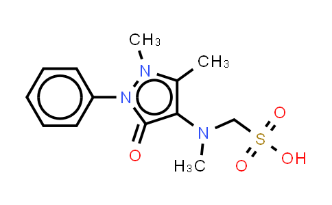 MC461337 | 68-89-3 | Metamizole sodium ;Analgin